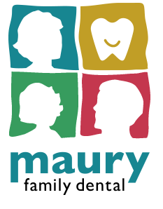 Maury Family Dental Logo
